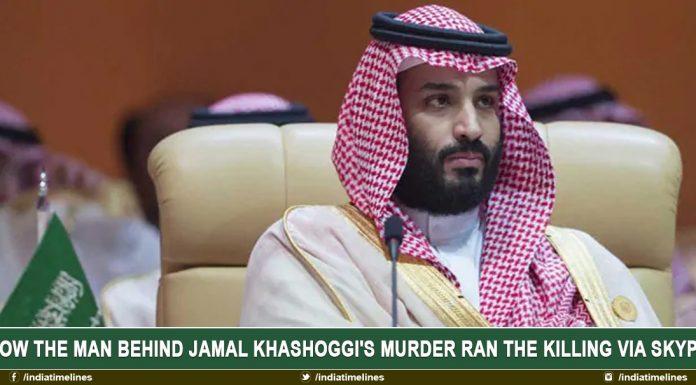 Jamal Khashoggi Murder Case