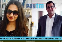 Secretary of Paytm Founder Vijay Shekhar Sharma is Arrested in Blackmailing