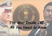 The war inside CBI