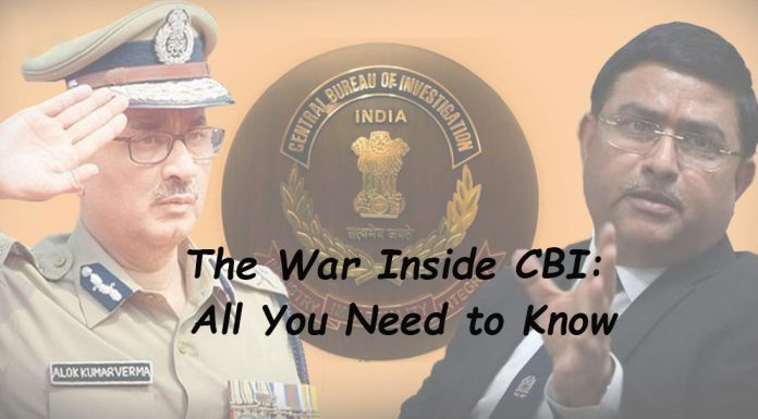 The war inside CBI