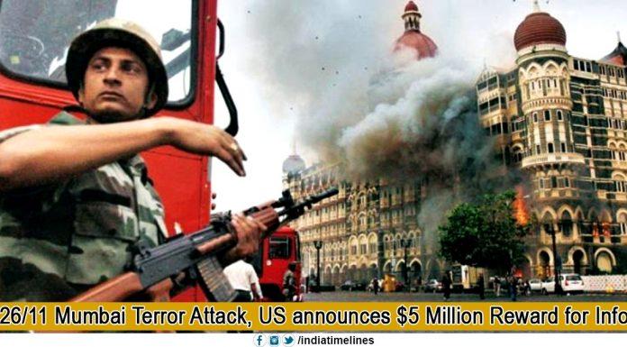26/11 Mumbai Terror Attack