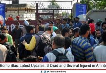 Amritsar Bomb Blast Latest Updates
