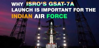 Isro's GSAT-7A launch