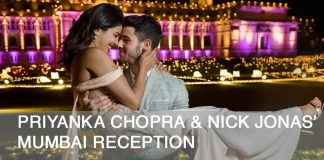 Priyanka Chopra and Nick Jonas' Mumbai Wedding Reception