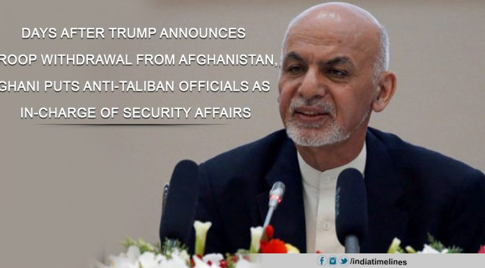 Trump announced withdrawal from Afghanistan