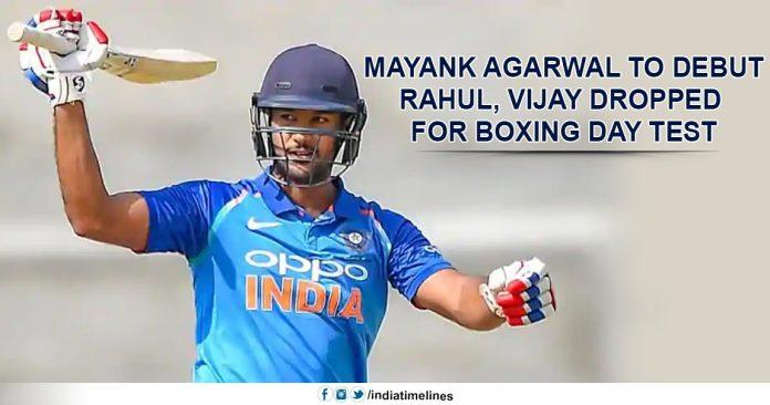 India and Australia Third Test Match