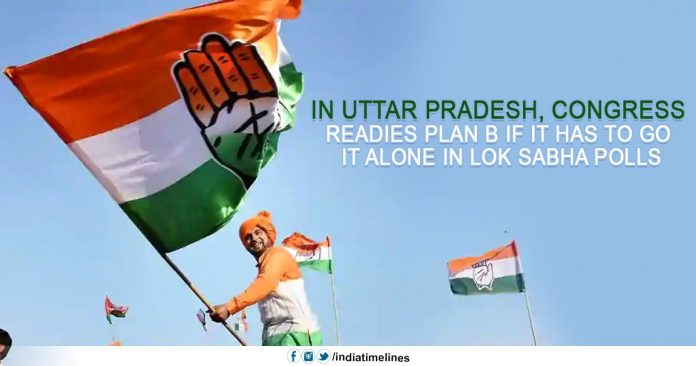 In Uttar Pradesh Congress readies Plan B