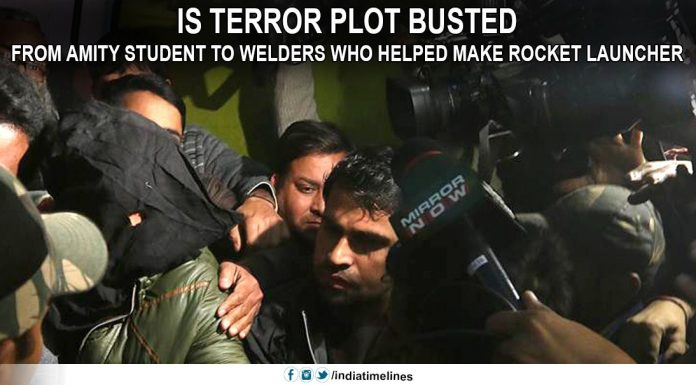 IS terror plot busted