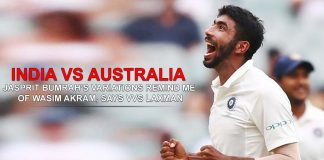 India vs Australia Test Match