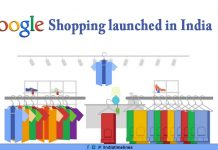 Google Shopping Launched in India