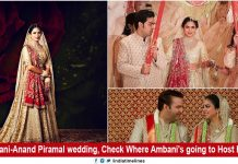 Isha Ambani-Anand Piramal wedding