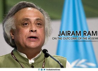 Jairam Ramesh on the outcome of the Assembly election