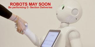 Robots may Soon Be performing C- Section Deliveries