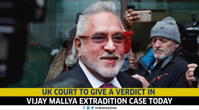 Vijay Mallya's Extradition