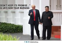 If America does not meet its promise- Kim Jong warns of his New Year