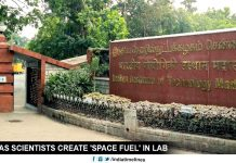 IIT-Madras scientists create 'space fuel' in lab