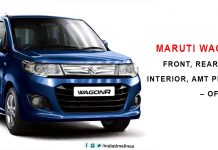 New Maruti WagonR 2019 Booking Open