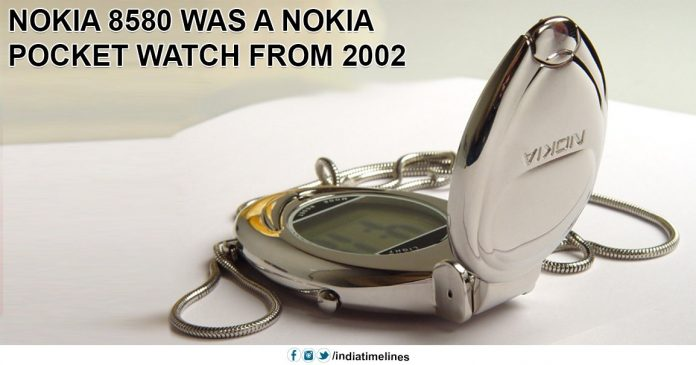 Nokia 8580 Nokia Watch