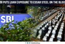 SBI puts loan exposure to Essar Steel on the block