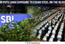 SBI puts loan exposure to Essar Steel on the block