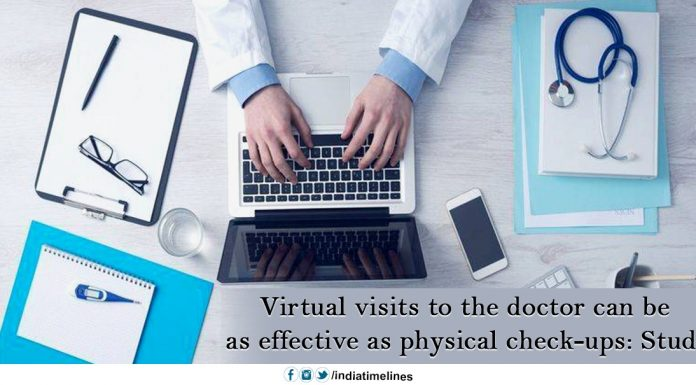 Virtual tour for the physician may be effective as physical examination