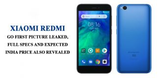 Xiaomi Redmi Go first picture leaked