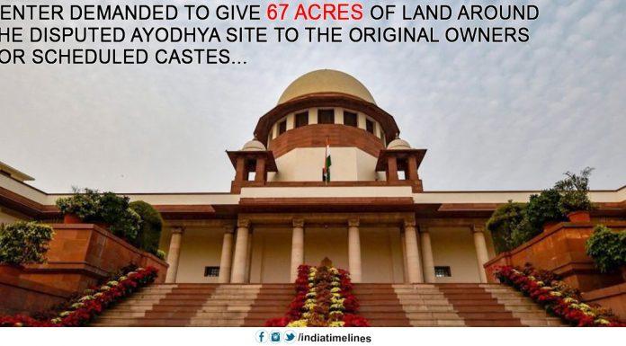 Ram Mandir-Ayodhya dispute