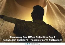 Thackeray Box Office Collection Day 4: Nawazuddin Siddiqui Starer Film