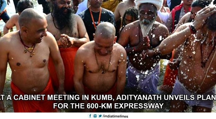 UP to build world's longest Expressway, Adityanath unveils plan of 600km