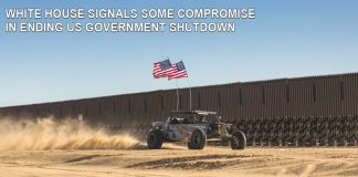 White House signals some compromise in ending US govt shutdown