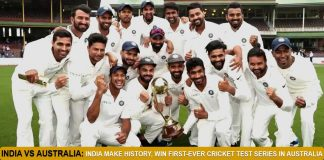 India register maiden Test series victory in Australia