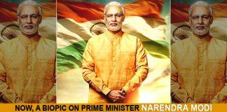 A biopic on Prime Minister Narendra Modi