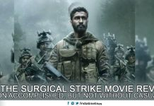 URI The Surgical Strike Movie Review