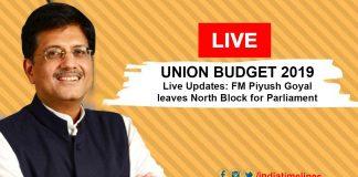 Union Budget 2019 Live Updates