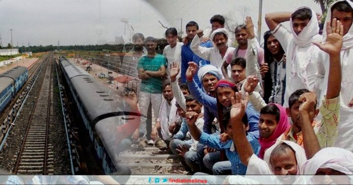 Gujjar Agitation: 20 trains canceled in the north zone, Demand 5% quota