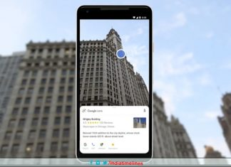 Google announced new AR-based navigation services | Indiatimelines