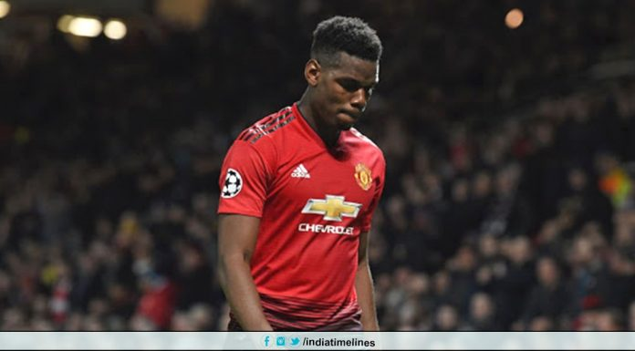 Paul Pogba lacks discipline