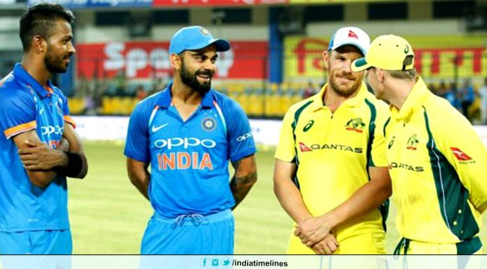 India vs Australia 2019 Schedule