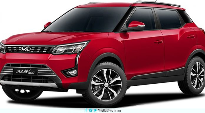 Mahindra XUV300 Launched In India