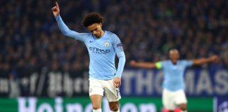 Schalke 2-3 Manchester City