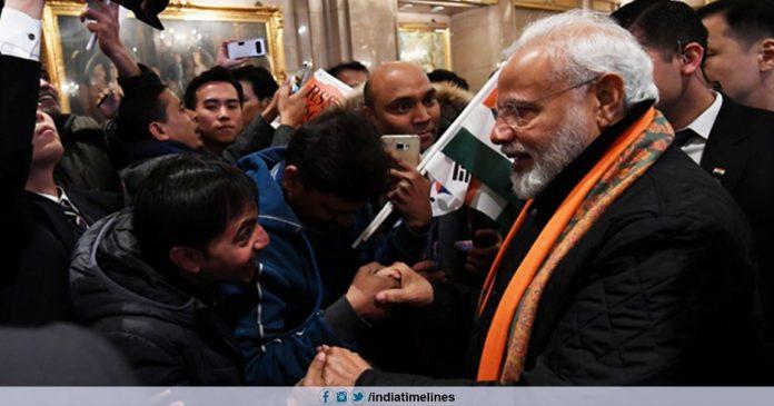 PM Narendra Modi In South Korea Live Updates
