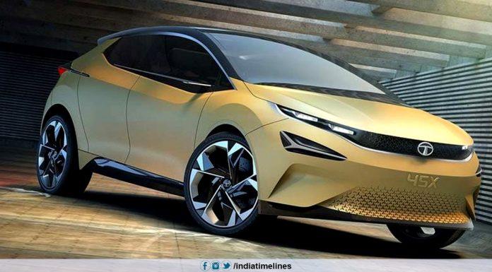Tata 45X Premium Hatchback