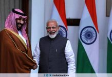 Saudi Arabia sees $100 bn investment opportunity in India