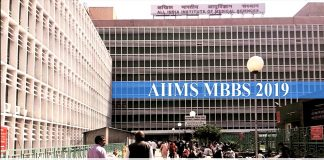 AIIMS MBBS 2019 Dates