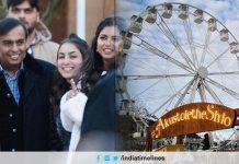 Akash Ambani And Shloka Mehta's Pre-Wedding Bash