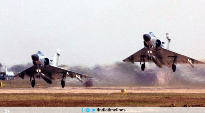 IAF Air Strike in Pakistan live update