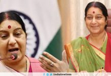 Sushma Swaraj speaks to counterparts in US
