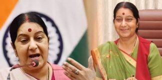 Sushma Swaraj speaks to counterparts in US
