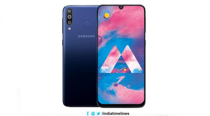 Samsung Galaxy M30 India Launch Today