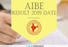 Download AIBE Result 2019